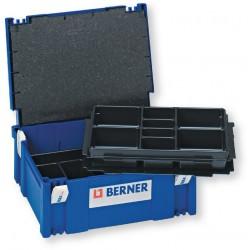 Uložak dodatni BERA Clic+  8-odjeljaka, za sistemski kofer