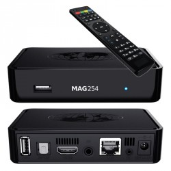 MAG 256 IPTV SET TOP BOX