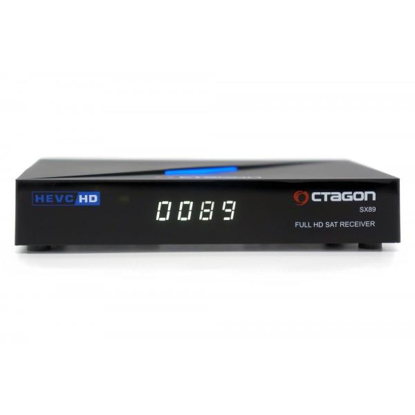 OCTAGON SX89 HD H.265 S2+IP