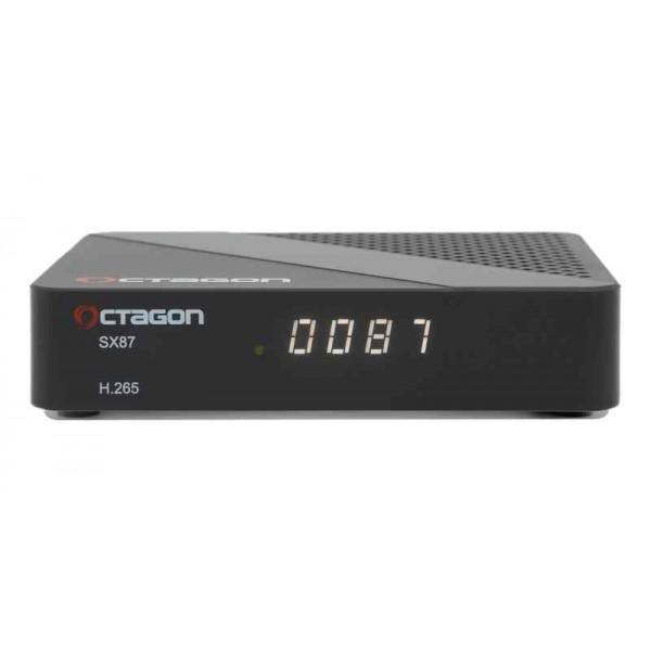 OCTAGON SX87 HD H.265 S2+IP