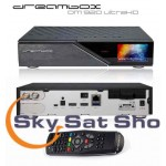 Dreambox DM920 UHD 4K 1x DVB-S2X Multistream Dual Tuner E2 Linux PVR Receiver