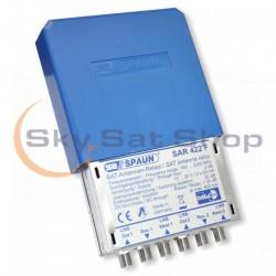DiSEqC Spaun 4x2 SAR 422 WSG