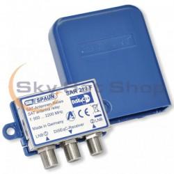 DiSEqC Spaun 2x1 SAR 212 WSG