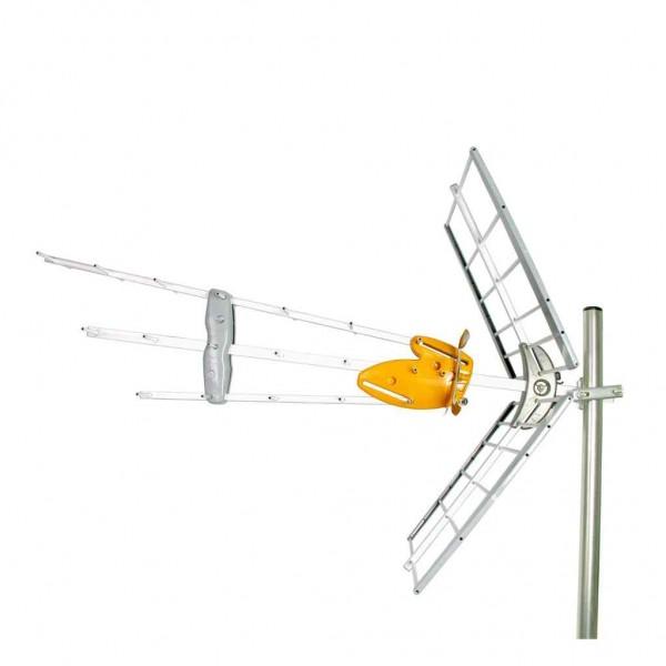 DAT BOSS antenna UHF, 2nd Digital Dividend (LTE700)
