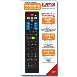 SUPERIOR univerzalni daljinski upravljač za  Philips TV