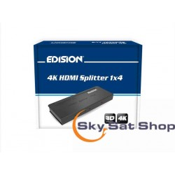HDMI 4K razdjelnik 1/4 - Edision