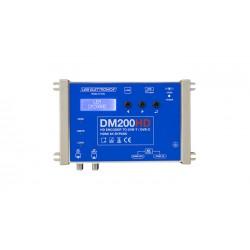 DM200HD  DVB-T/C HD Modulator 1080p Bypass HDMI 4K – UltraHD